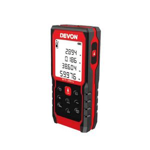 DEVON/大有 60m激光测距仪 9816-LM60B-LiA 内置锂电池 带蓝牙 钢化屏 带侧测量键IP54 软包 彩盒 1台