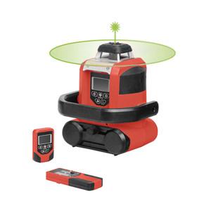 DEVON/大有 绿光电子调平扫平仪 9202 遥控 塑盒 1台