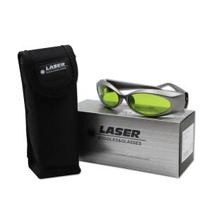 YK/山本光学 激光防护眼镜 YL-290 NDYAG 955~1064nm OD6 1副