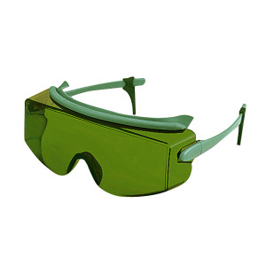 YK/山本光学 激光防护眼镜 YL-717 NDYAG 955~1064nm OD7 1副