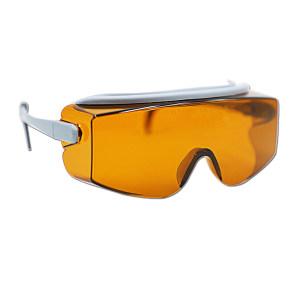 YK/山本光学 多波段激光防护眼镜 YL-717C NDYAG2 266nm/355nm/532nm/1064nm OD6 1副