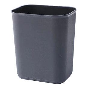 GC/国产 直边垃圾桶 8L 200×130×260mm 灰色 1个