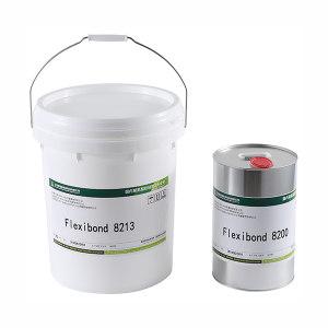 COMENS/高盟新材 双组份聚氨酯结构胶 Flexibond 8213/8200 白色+棕褐色 8213组份25kg×5桶+8200组份25kg×1桶 1套