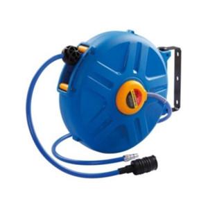 ZHENGMI/正密 自动伸缩卷管器带气管气动接头套组 HR-12×8mm×10m PU加纱管 输入管长1m 正常工作压力8~10kg 1套