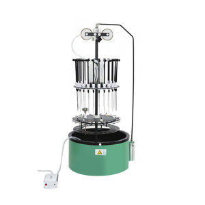 ANPEL/安谱 DC系列24位防腐型水浴氮吹仪 EFAA-DC24-RT 温度范围(室温+5℃)~90℃ 适配试管φ10~29mm 1台