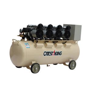 OUTSTANDING/奥突斯 移动式无油活塞机 OTS-800*4-120L 1台
