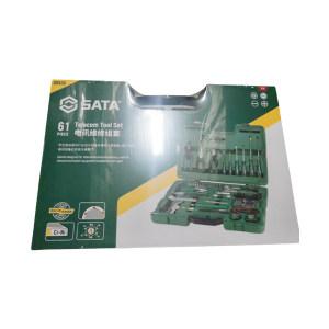 SATA/世达 电讯维修组套 SATA-09536(升级款) 61件 1套