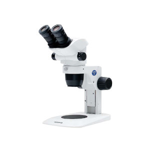 OLYMPUS/奥林巴斯 体视显微镜 SZ61 显微镜镜体+镜座+双面载物板+目镜+国产环形LED灯 1套
