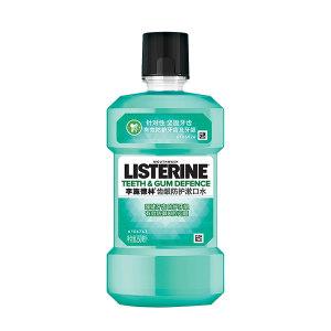 LISTERINE/李施德林 齿龈防护漱口水 8850007811978 250mL 1瓶