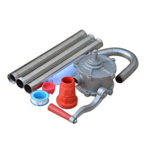 BOFANG/渤防 304不锈钢防磁手摇油泵 5082-25 φ25×1350mm 1个