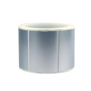 "BLIVE PET亚银标签纸 BL-YY-60*60-2350-10 60×60mm 3""大卷芯 2350张×10卷 1包"