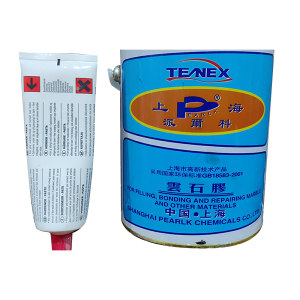 PEARLK/派尔科 云石胶 黑色 含固化剂 3L 1组