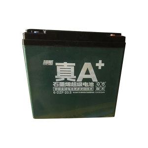 CHILWEE/超威 铅酸蓄电池 6-DZF-20.2 1个