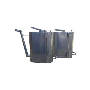 BOFANG/渤防 铝制加油壶(带计量刻度) 1349A-10L 1个