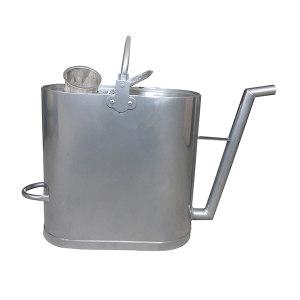 BOFANG/渤防 铝制加油壶 1349B-10L 10L 进口带过滤网 1个