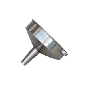 BOFANG/渤防 304不锈钢防磁漏斗(带过滤网) 5081A-160 160×150mm 1个