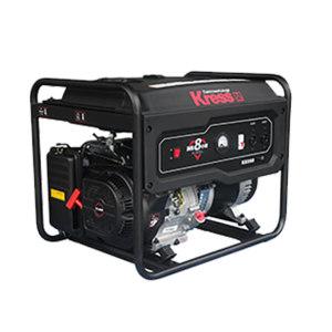 KRESS/卡胜 汽油发电机 KE050 5kW 手启动 单相 1台