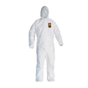 KIMBERLY-CLARK/金佰利 A35防护服 38938 L 白色 25件 1箱