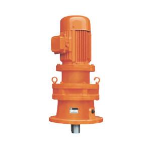 GUOMAO/国茂 摆线针轮减速机电机 BLY2-59-1.5kW 含电机 1个