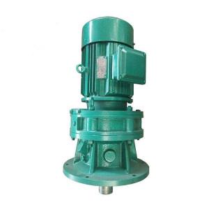 GUOMAO/国茂 摆线针轮减速机电机 XLD3-59-1.1kW 含电机 1个