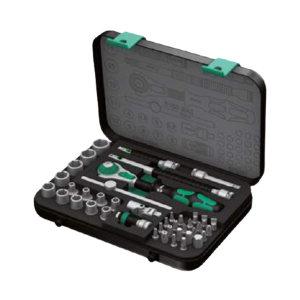 WERA/维拉 1/4棘轮扳手套装  05003533001 1套