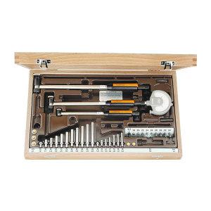 HOFFMANN/霍夫曼 精密内径测量装置 435060 50-160 含精密测量装置数量×2+测杆数量×18+测量片数量×7 1套