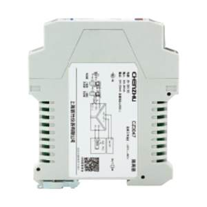 CHENZHU/辰竹 温度变送器 CZ3076 一进二出 PT100 3线 0~150℃ 4~20mA 1个
