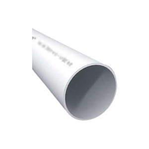ZHONGCAI PIPES/中财管道 PVC给水管 PVC 110*1.0Mpa给水管 4m 厚4.2mm 白色 1根