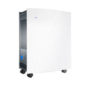 BLUEAIR/布鲁雅尔 空气净化器 550E 220V 42~72m² 白色 标配复合型滤网 颗粒物CADR值600m³/h 甲醛CADR值280m³/h 1台