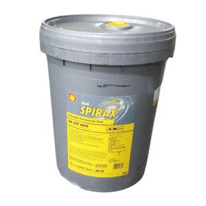 SHELL/壳牌 重负荷车辆自动变速箱油 Spirax S4 ATF HDX 20L 1桶