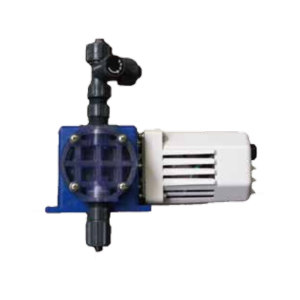 "PULSAFEEDER/帕斯菲达 计量泵 X024-XB-AAAAXXX 最大流量0.063L/min 进口出口口径1/2"" 最大工作压力7bar PVC泵头 88W 1台"