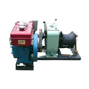 JNDL/金能电力 机动绞磨新款柴油机 JN-JDJM新款3T(中国常柴) 1台