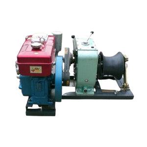 JNDL/金能电力 机动绞磨新款柴油机 JN-JDJM新款8T(中国常柴) 1台