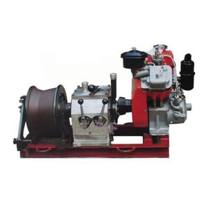 JNDL/金能电力 机动绞磨柴油机(中国常柴) JN-JDJM8吨新款(普通风冷柴油机) 1台