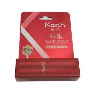 KANS/韩束 果蜜保湿弹润嫩唇膏 6646082001176944 3.2g 番石榴味 1只