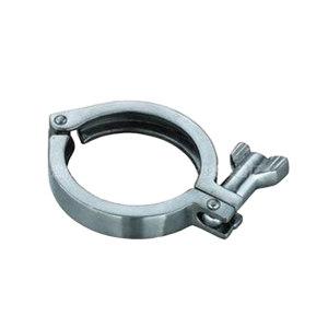 HGPV/鸿冠 卡箍 φ319 305mm 快装连接接口 304不锈钢 1只