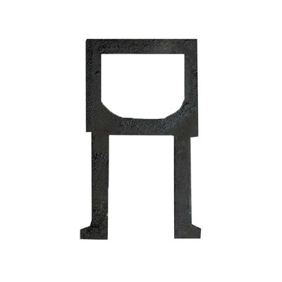 YT/永天 【ZKH优选】铸铁爬梯 2.4kg 1个