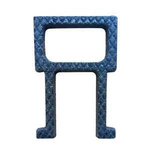 YT/永天 【ZKH优选】铸铁爬梯 1.6kg 1个