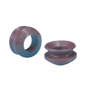 NAK/茂顺 V型水封 VA-008 7×11×3.7mm NAK10401000984 氟橡胶 1个