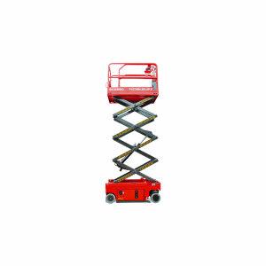 NOBLELIFT/诺力 自行走剪叉式高空作业平台 SC08EC 最大平台高度5.8m 平台尺寸1670×740mm 额定载荷230kg 最大作业高度7.8m 1台