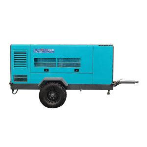 AIRMAN/埃尔曼 移动式柴油空压机 PDSH630S/ G715S 租赁式月租金 1台