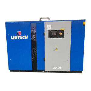 LIUTECH/富达 工频喷油空压机 LU 160 租赁式月租金 1台