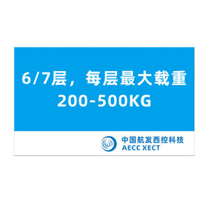 GOSIM/国新 中央零件库标识牌 定制 1mm×50cm×30cm 铝板 蓝底白字 1块