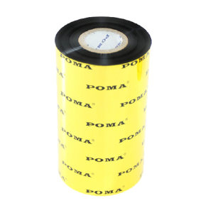 POMA/鹏码 蜡基碳带 UR111 50mm×300m 1卷