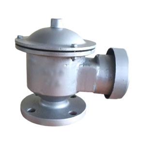 YUANDA/远大阀门 304不锈钢阻火单呼阀 HXF-VZ-DN25 PN25 1台