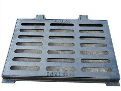 JZYX 【ZKH优选】套篦 450×750mm 重35kg 铸铁 承重40t 1套