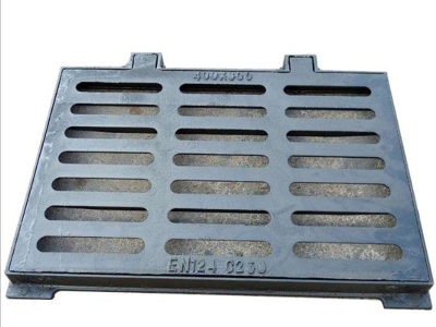 JZYX 【ZKH优选】套篦 400×600mm 重24kg 铸铁 承重40t 1套