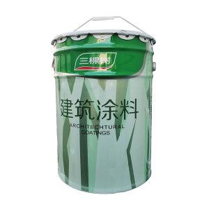SKS/三棵树 外墙乳胶漆 SGE000 27kg 1桶