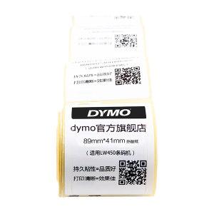 DYMO/达美 白色名牌标签 SCLW11356 89×41mm 1卷