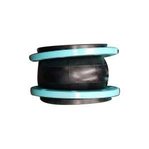 HONGKANG/宏康 弹性橡胶接头 KXT-10-DN65 长115mm 天然橡胶 1个